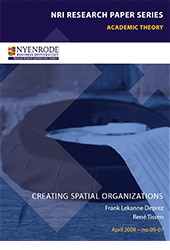 Creating Spatial Organizations